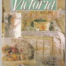 Victoria Magazine Back Issue January 1995 Madeline L'Engle Fly-Fishing Vanilla