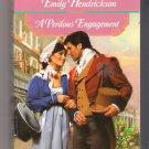 A Perilous Engagement Emily Hendrickson Signet Regency Romance PB