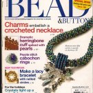 Bead & Button December 2005 Beading Ornaments Polymer Clay Jewelry Making Peyote-stitch Rings