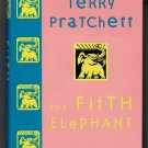 The Fifth Elephant Terry Pratchett Discworld Novel BCE Hardcover