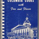 1963 Heathwood Hall Episcopal School Columbia SC Cookbook Columbia Cooks