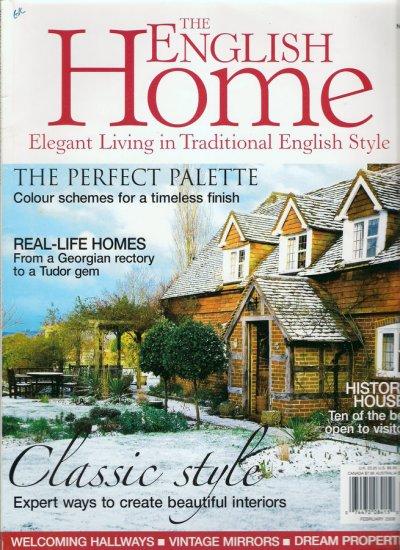 The English Home Magazine Historic Houses Georgian Rectory Tudor Gem