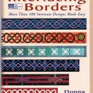 Interlacing Borders More than 100 Quilt Border Patterns Applique Quilting