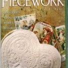 Piecework Magazine Tambour Work Schwalm Embroidery Hungarian Beltwork Candlewicking Whitework