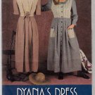Indygo Junction Sewing Pattern IJ353 Dyana's Dress OOP Uncut Tie-back Long Skirt S M L XL