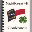 Mitchell County North Carolina 4H Club Cookbook