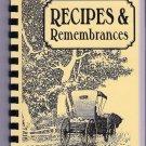 Recipes & Remembrances Community Presbyterian Church of St Francisville Louisiana LA Cookbook