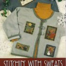 Indygo Junction Stitching with Sweats Sewing Pattern Embellish Upcycle Sweatshirts