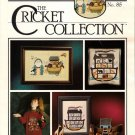 Noah's Ark Cross Stitch Pattern Chart Leaflet Cross-Eyed Cricket Book 85