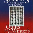 Quilts for a Winter's Day Quilting Pattern Book Jan Patek Seasons of the Heart & Home Series