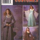 Simplicity 9891 Fantasy Renaissance Faire Costume Uncut Sewing Pattern Misses Size 14 16 18 20