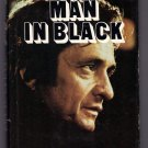 Man in Black Johnny Cash Autobiography Zondervan First Edition Hardcover