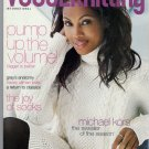 Vogue Knitting Fall 2006 Michael Kors Sweater Knitted Socks Tracey Ullman Knits Entrelac