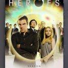 Heroes Season 3 DVD Zachary Quinto Hayden Panettiere Masi Oka Ali Larter Jack Coleman