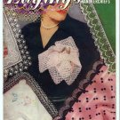 Vintage 1950s Edgings for Handkerchiefs Booklet Crochet Hairpin Lace