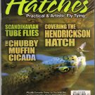 Hatches Fly Tying Magazine Fall 2010 Blending Your Own Dubbing Hendrickson Hatch