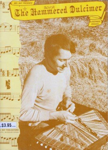 The Hammered Dulcimer History Stringing Tuning Mel Bay Presents 1979 Norman Hughes