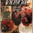Victoria Magazine October 1991 Preserving Bouquets Billings Farm Kitchen Garden
