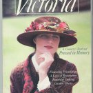 Victoria Magazine Back Issue September 1989 Pressed Flowers Cooking with Crabtree & Evelyn