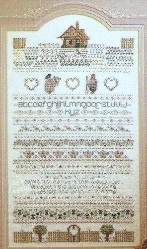 Shepherd's Bush Earth Song Sampler Cross Stitch Chart Pattern Booklet