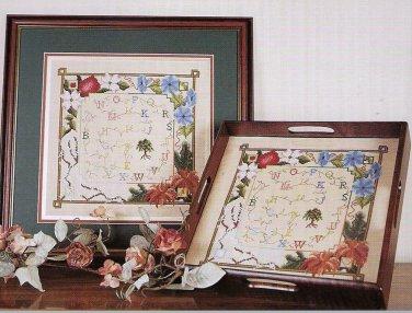 Black Swan Designs Circle of Life Cross Stitch Chart Pattern Booklet