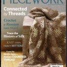 Piecework Magazine 2010 Orenburg Lace History of Silk Beatrix Potter's Sheep Italian Counted Thread
