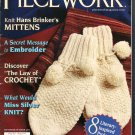 Piecework Magazine 2011 Knit Hans Brinker's Mittens The Law of Crochet 8 Literary-Inspired Projects