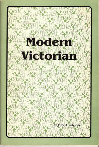 Modern Victorian Machine Knitting Lace Collar Sweaters Pattern Book Brother Studio Singer Toyota