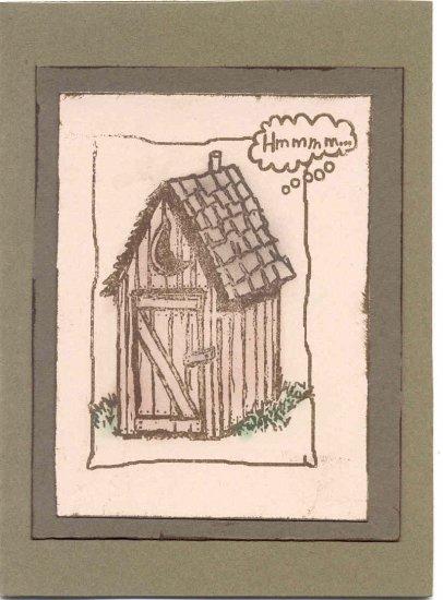 HMMMMM Card