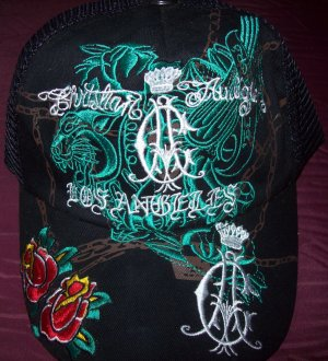 Christian Audigier El Calor Mesh Trucker Cap