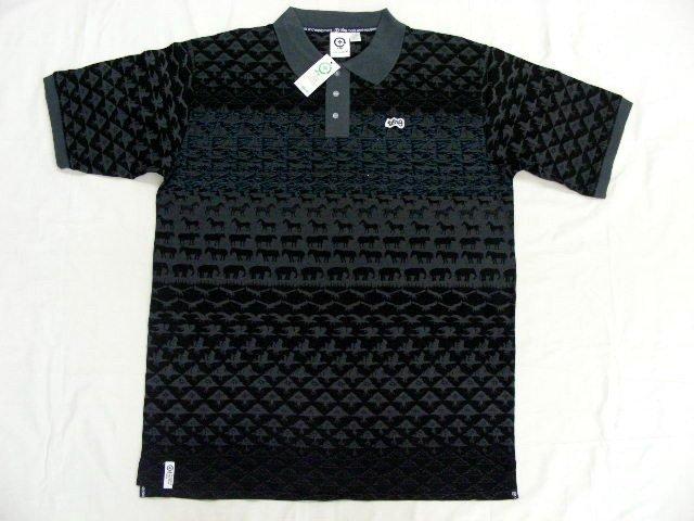 LRG Escher Polo Shirt