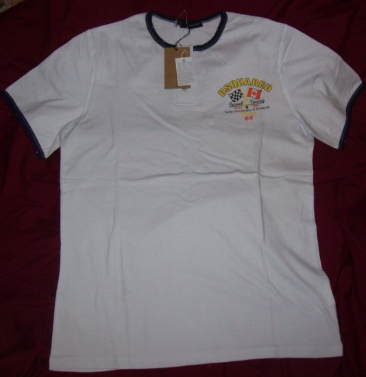 Dsquared Record Timing Henley