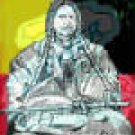 Sitting Bull (print) by Ironwing