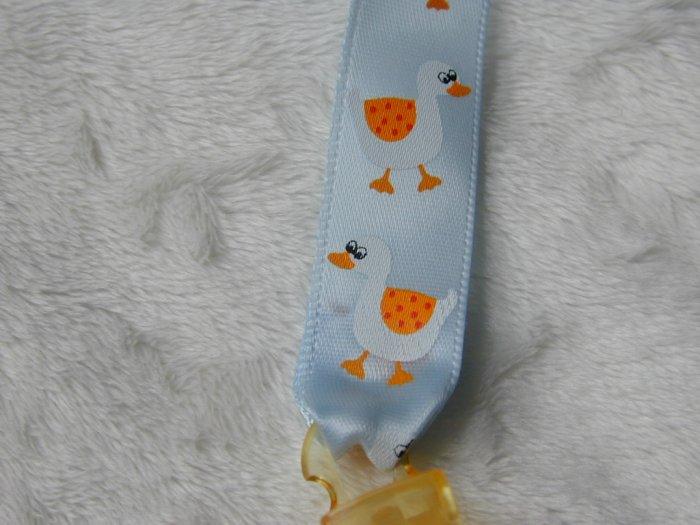 Ducky binky clip