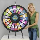 18-Slot Tabletop Prize Wheel