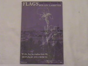 Flags and other Poems/Roland Lassiter/1st Ed-1963/PB/EC/Free Shipping