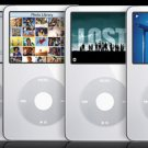 WHITE APPLE IPOD VIDEO