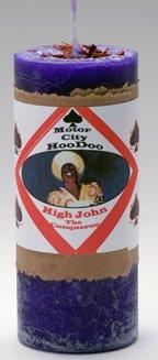 High John Hoo Doo Candle