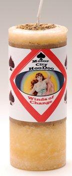 Winds of Change Hoo Doo Candle