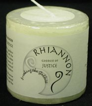 Rhiannon - Goddess of Justice