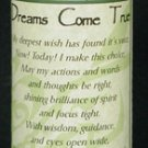 Dreams Come True Quick Spell