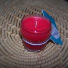 4 oz Wild Cherry Scented Candle