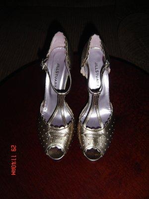 Jill Stuart Gold Metalic