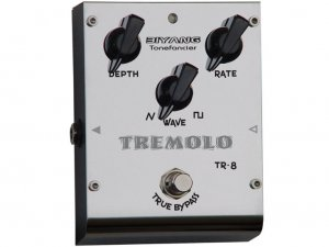 Free Shipping Biyang New TR-8�Tremolo Guitar Effect Pedal