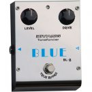 Free Shipping Biyang BL-8—Blue Overdrive Guitar Effect Pedal