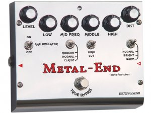 Free Shipping Biyang Metal-End�Metal pedal(King)