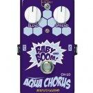 Free Shipping Biyang Baby Boom CH-10 Chorus Guitar Effect Pedal