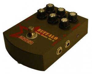 Moen MO-BA Buffalo Parametric EQ,DI Guitar Effect Pedal