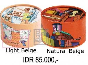 Fairy Skin Loose Powder - Shimmering Light Beige & Matte Natural Beige 25gr