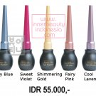 Starry Tip Eye Shadow - Sky Blue, Sweet Violet, Shimmering Gold, Fairy Pink & Cool Lavender